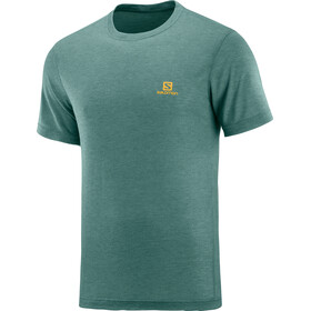 Salomon Explr T-shirt Homme, balsam green